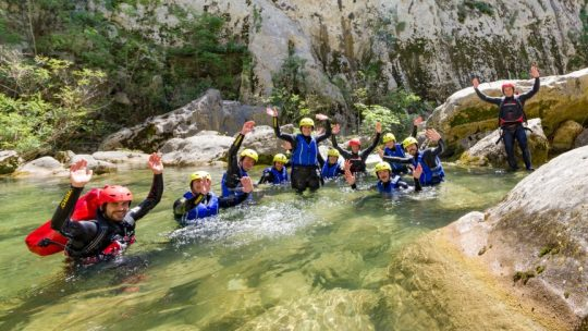 Cetina river adventure tours We Adventure