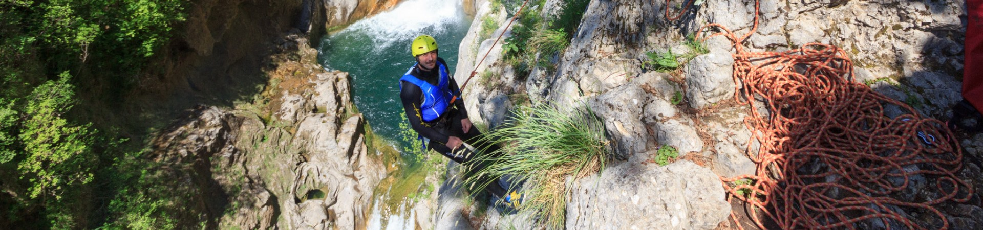 We adventure Extreme canyoning Split - Omiš