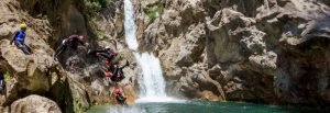 Waterfall cliff jumping in Omiš - We Adventure