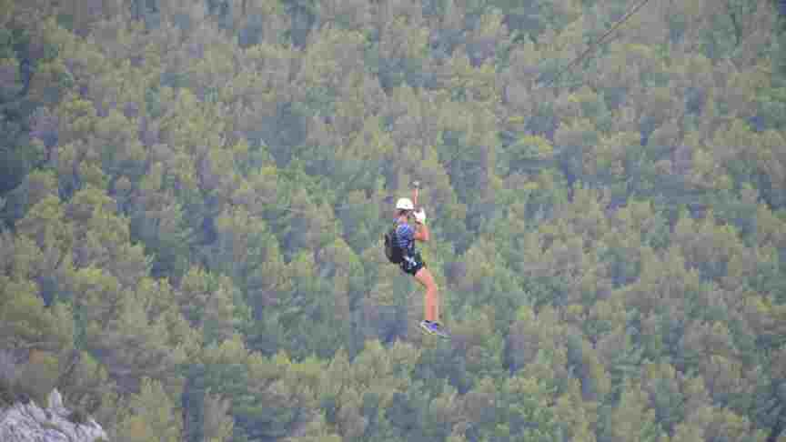 Picture of Zip line