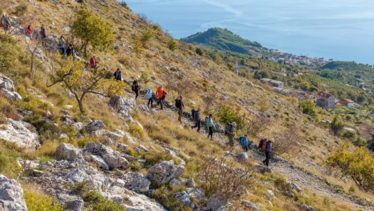 Hiking Tour in Split We Adventure