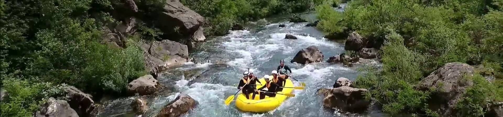We Adventure rafting Omiš