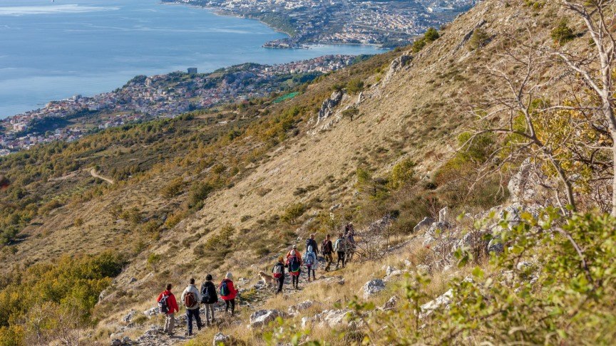Trekking Tour in Split We Adventure