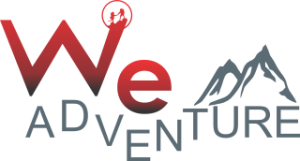 we adventure split logo